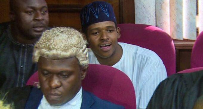 EFCC admits mistake in account linked to Maina's son