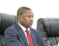 'I owned lucrative businesses' — Malami writes Buhari over corruption allegations