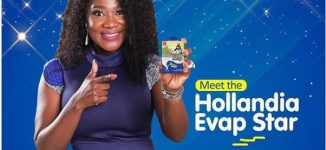 Mercy Johnson bags endorsement deal with Hollandia Milk
