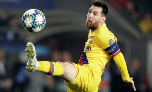 Messi 'wants to join Man City'