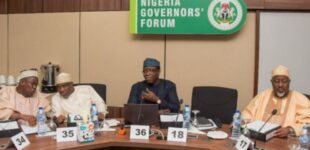 Governors: We did NOT hoard COVID-19 relief materials
