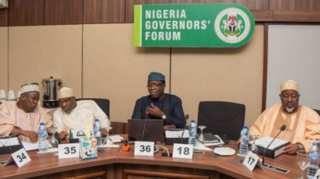 Governors to meet over financial autonomy for judiciary, legislature