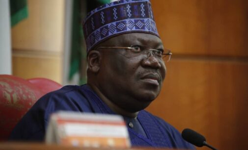 Lawan to Nigerians: If you don't like current lawmakers, get better people in 2023