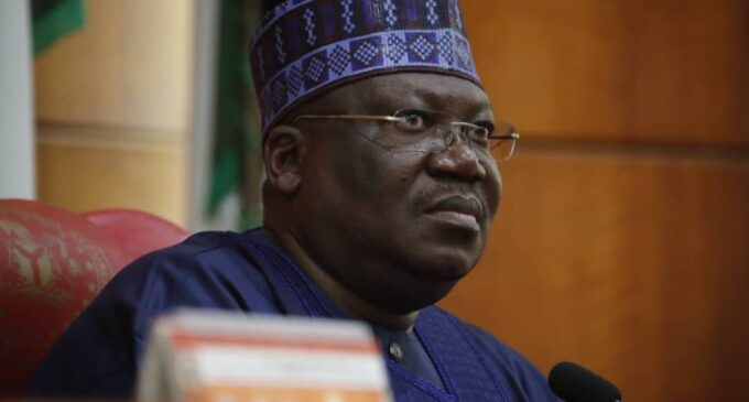 Lawan: N'assembly will ensure victims of SARS brutality get justice