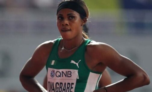 Tokyo Olympics: 'They were busy fighting over Puma's kits' — Okagbare hits AFN over athletes disqualification