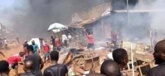 IPOB: Onitsha inferno was designed to wipe out Biafrans