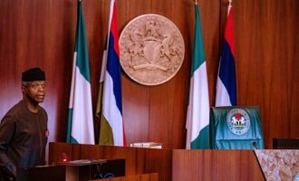 PHOTOS: Osinbajo presides over FEC meeting