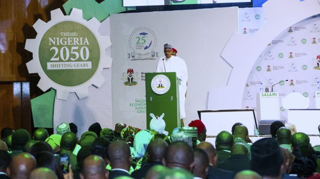 Nigeria 2050: Shifting gears, moving forward