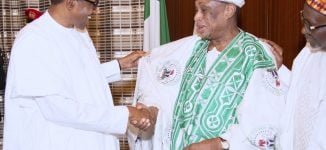 Buhari, Magoro and the reunion of class of 84/85