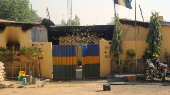 Bribery, bail for sale… Lagos police station where innocent civilians are held and criminals are recycled - UNDERCOVER INVESTIGATION (I) - Fisayo Soyombo