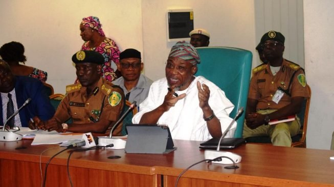 We'll decongest prisons in six months - Aregbesola