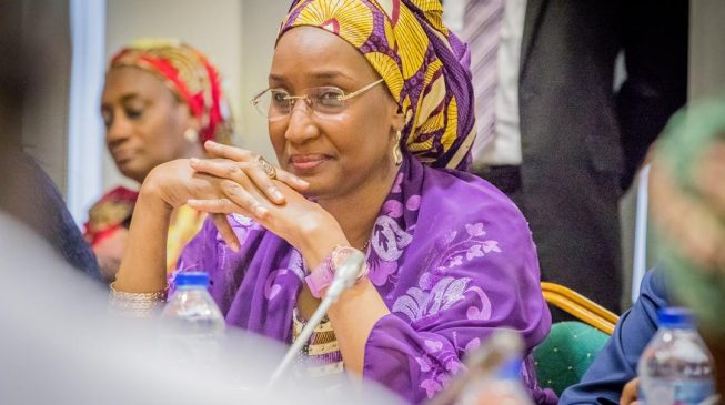 THE INSIDER: Lawmakers go 'cozy' with Sadiya Farouk over NSIP budget
