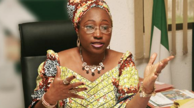 I was sexually harassed in the university, says Fayemi's wife