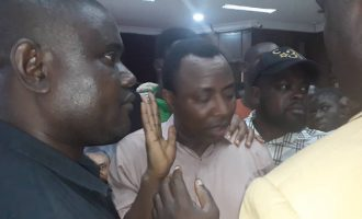 Court partially reviews Sowore's bail conditions