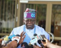 This could be your toughest assignment, Tinubu tells Gambari