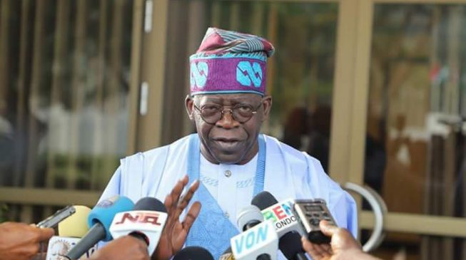 Tinubu: Those after Oshiomhole have been infected with '2023 virus'