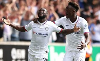 Nigeria lose out as England name Tammy Abraham, Tomori in Euro qualifiers squad