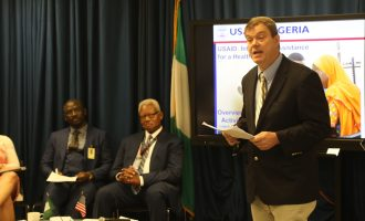 USAID official: US has invested $900m worth of drugs to tackle diseases in Nigeria