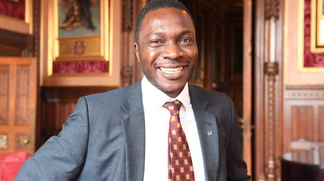 'Hails from same LGA with Secondus' — 4 things to know about new sergeant-at-arms in UK parliament