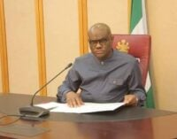 Wike sacks permanent secretary for 'flouting COVID-19 guidelines'