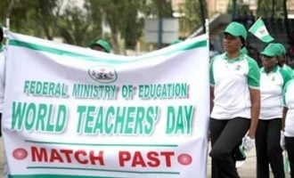 'Match or march?' — Error on Teachers' Day banner sparks comic reactions