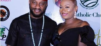 It feels just like yesterday' — Yul Edochie, wife celebrate 15th wedding anniversary