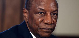 Activist arrested for opposing Guinean president's third term bid