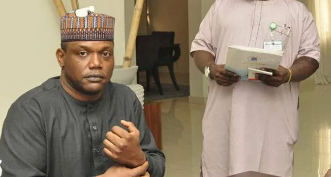 IBB's son: June 12 will haunt my father for life