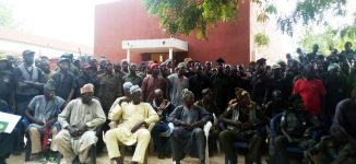 EXTRA: Borno secretly recruits 1,000 'ninja hunters' ‎with 'powers to disappear'