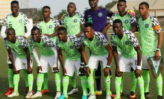 Nigeria draw S'Africa, Ivory Coast in 2019 U23 AFCON