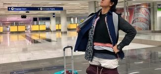 Airline passenger wears 2.5kg of her clothes to avoid paying excess baggage fee
