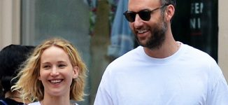 Jennifer Lawrence, 'Hunger Games' star, set to wed Cooke Maroney