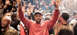 Kanye West: I've converted to Christianity