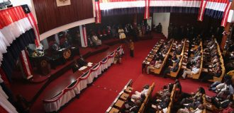 ICYMI: Liberia parliament slashes lawmakers' earnings by over 30%