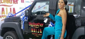 Mercy, BBNaija winner, receives N30m, SUV