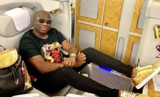 'He's rebranding' — reactions as Mompha features in Broda Shaggi's comedy skit