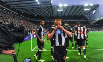 Man United slump to another defeat at Newcastle
