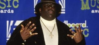 Notorious B.I.G nominated for Rock and Roll Hall of Fame — 22 years after death