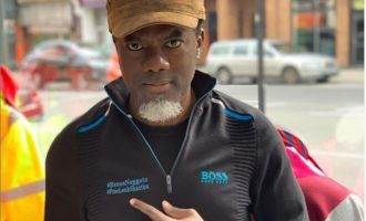Hollywood magazine nominates Omokri for an award over Leah Sharibu campaign