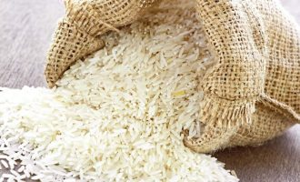 Navy seizes 1,831 bags of rice smuggled by sea from Cameroon