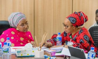 Maryam Uwais, humanitarian affairs minister differ on exit plan for N-Power beneficiaries