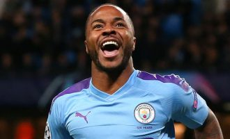 UCL: Hattrick in 11 minutes as Sterling carries five-star Manchester City