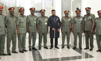 Emmanuel identifies industrialisation as solution to unemployment, insecurity