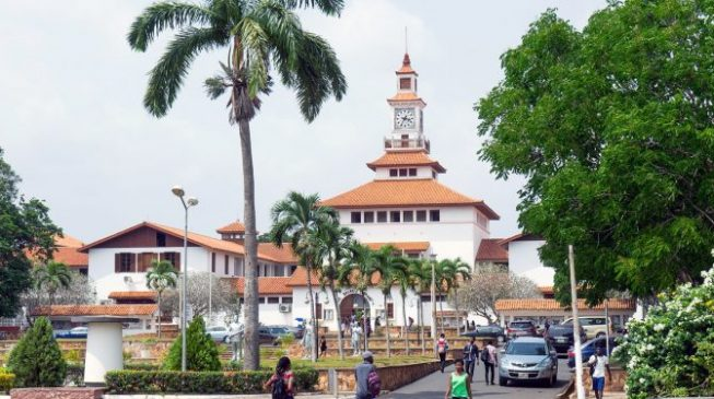 No evidence of sex-for-grades against our lecturers, says Ghana varsity