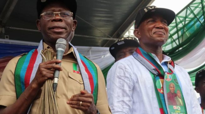 Dickson-Jonathan 'face-off', Southern Ijaw factor — five reasons APC defeated PDP in Bayelsa