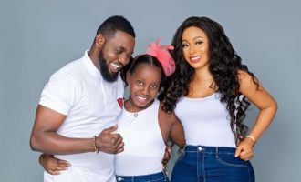 'Let's grow old together'— AY celebrates 11th wedding anniversary with his wife