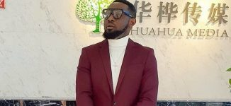 AY seals production deal in Nollywood's first major collab with China