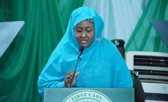 'China controls its 1.3bn people' — Aisha Buhari backs regulation of social media