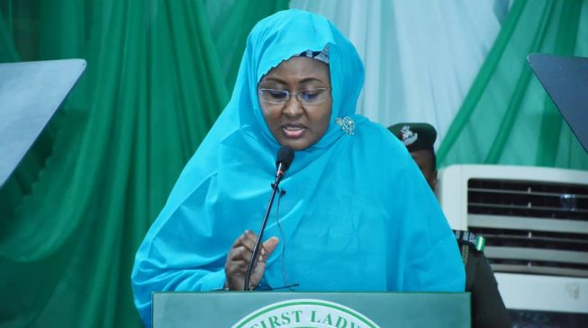 CDD FACT CHECK: Did Aisha Buhari order burning of Abba Kyari's office?