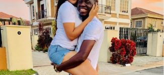 'You came into my life at the right time' — Akpororo celebrates wife on their 4th wedding anniversary
